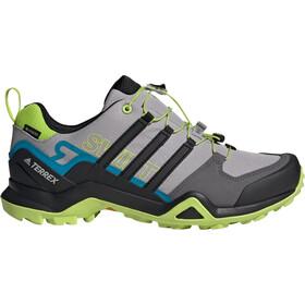 adidas TERREX Swift R2 Gore-Tex Hiking Shoes Waterproof Men, granite